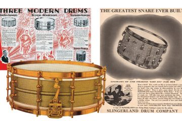 vintage gear snare hardware evolution main image