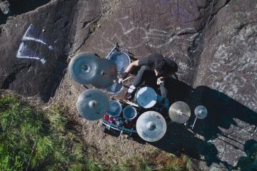Etherius drum playthrough