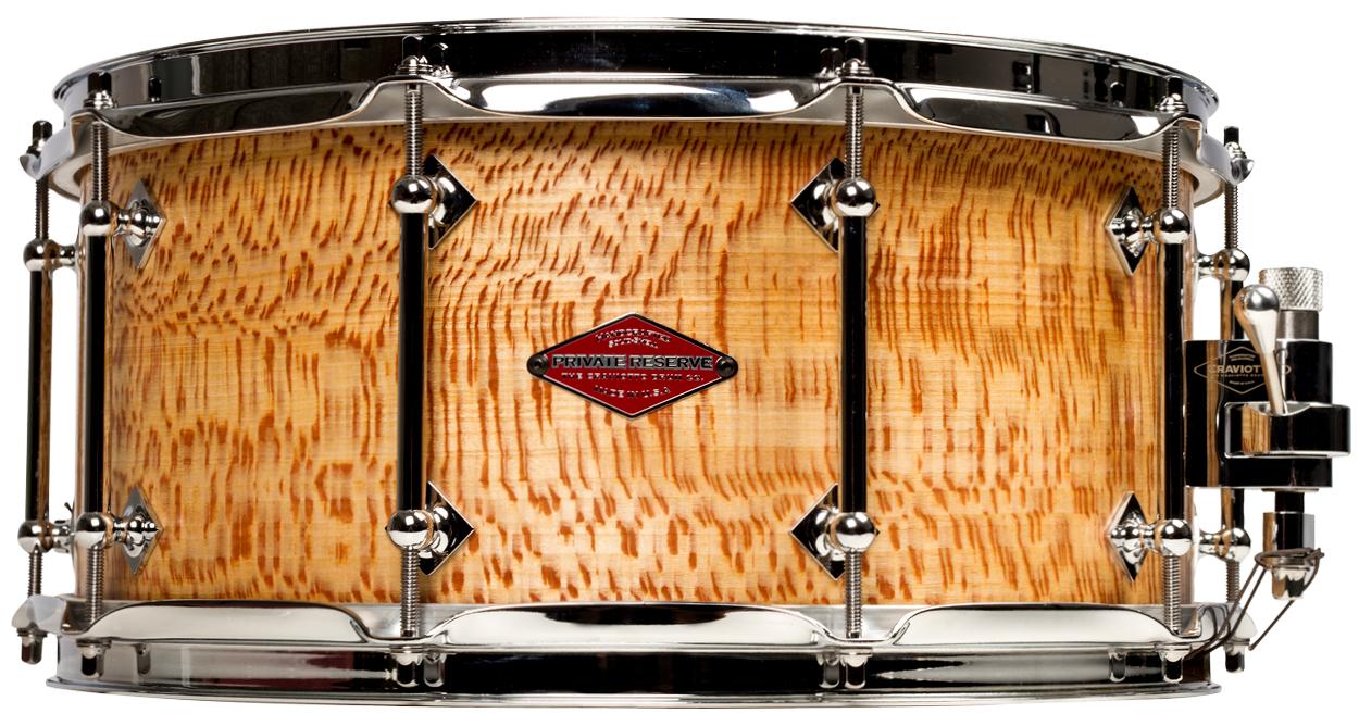 exotic wood Craviatto snare