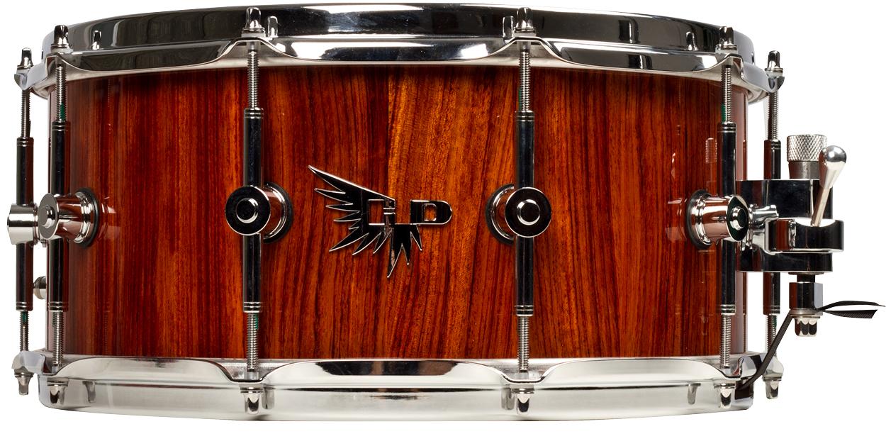 exotic wood snare roundup hendrix bubinga