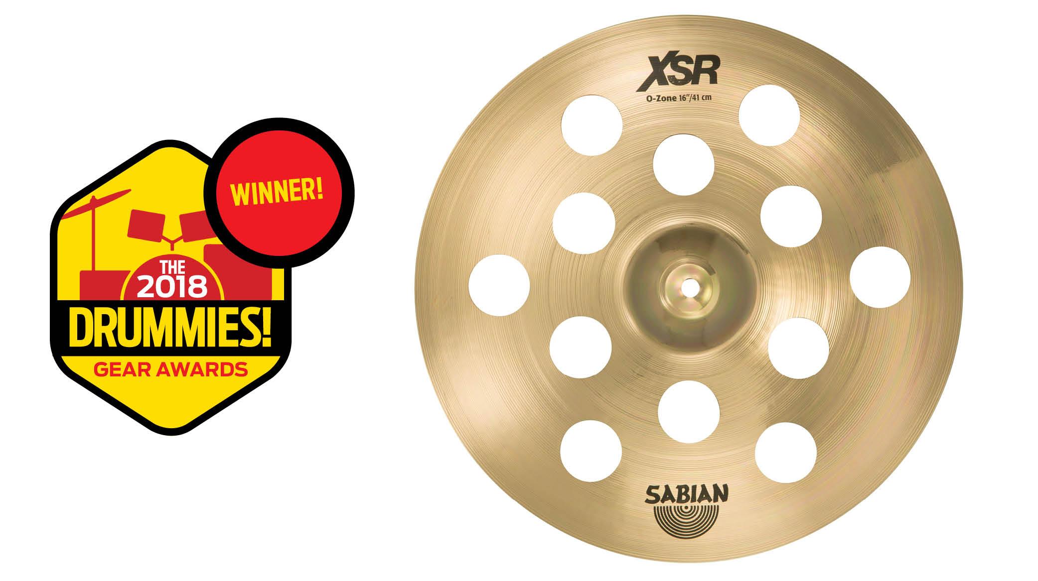 Sabian XSR drummie
