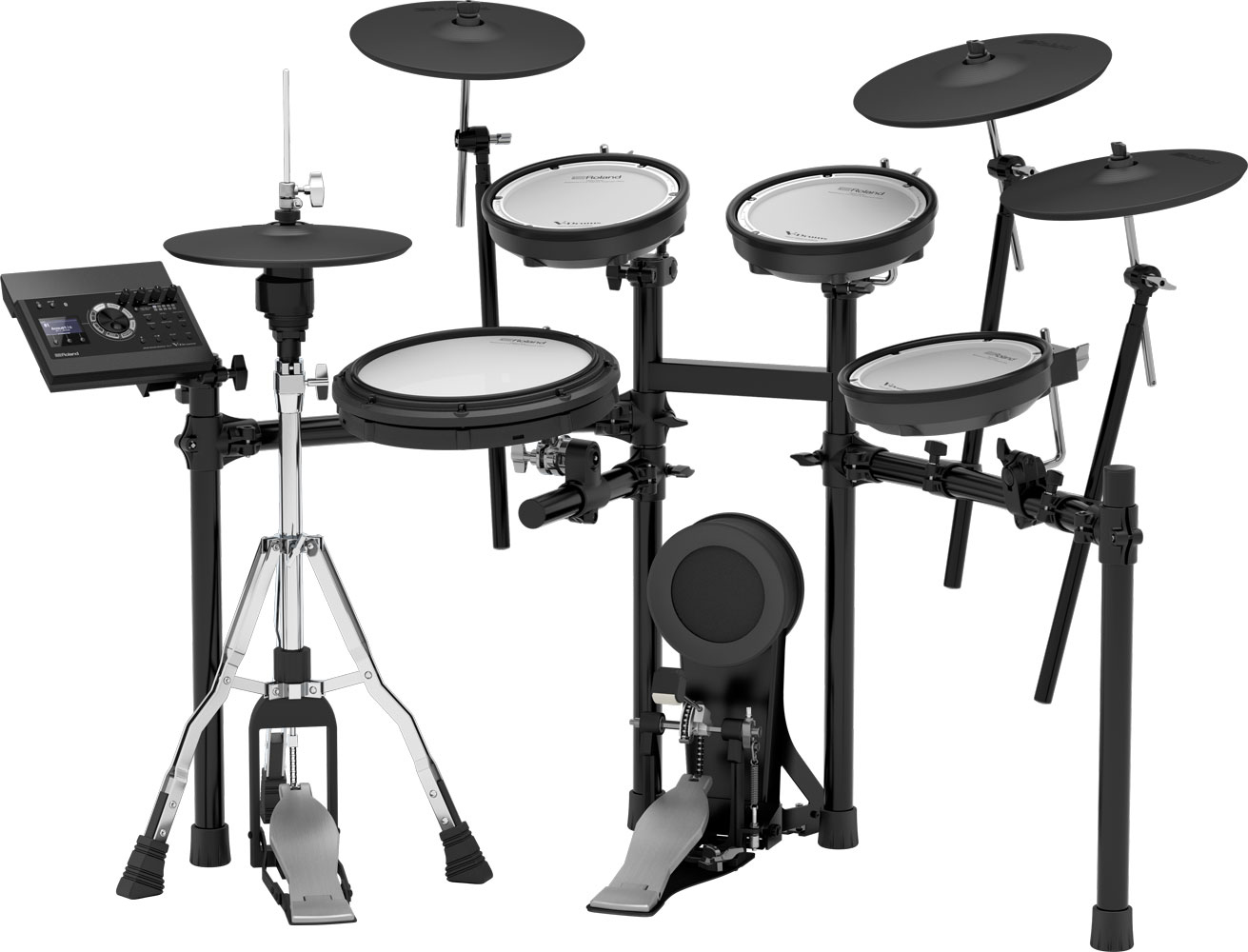 review roland td 17kvx e drums drum magazine 50- Foot Snake review roland td 17kvx e drums