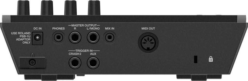 Roland TD17KVX Review adaptor