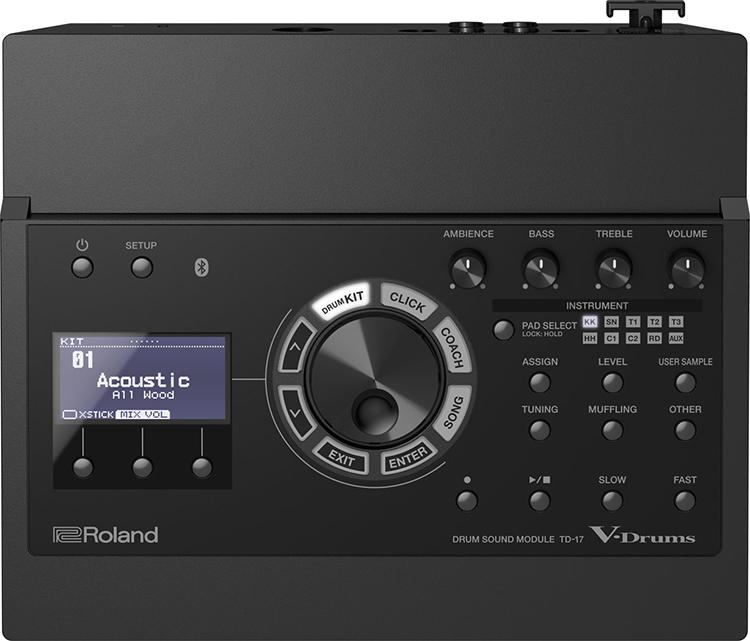 Roland TD17KVX Review model
