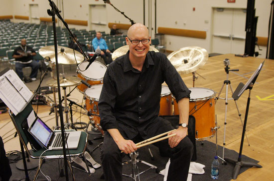 david stanoch drum clinic