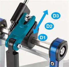 FP9D Link Adjustment