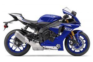 yamaha yzf-r1 motorcycle