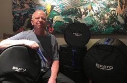 drummer David Bronson