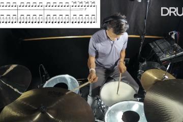 drum dynamics calibration lesson