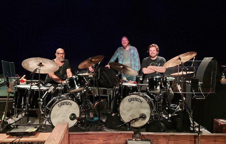 J.J. Johnson, Derek Trucks, Tyler Greenwell