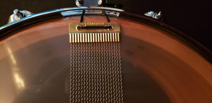 Canopus Vintage snare wires and snare bed