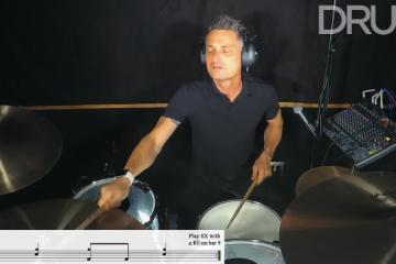 punk rock drum lesson