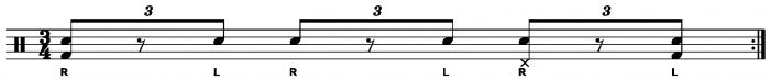 drum brushes lesson