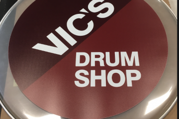 vic's drum shop