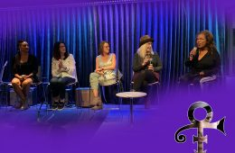 Prince's studio engineers