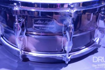 yamaha NAMM 2020 steve gadd snare drum