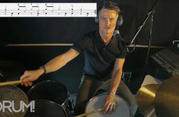 latin drum lesson samba