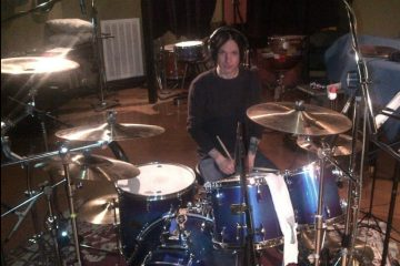 Nine Inch Nails drummer Chris Vrenna