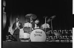 jazz drummer barrett deems