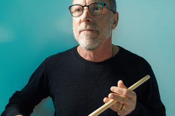 Pixies drummer David Lovering