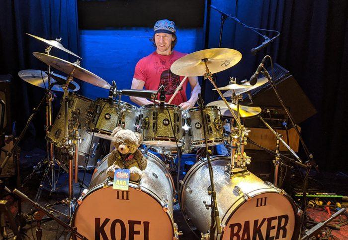 Music Of Cream drummer Kofi Baker