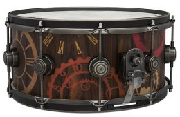 dw drums timekeeper snare drum
