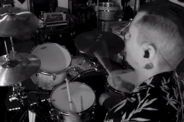 greg puciato chris hornbrook drum playthrough