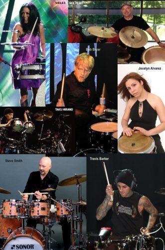 drummies composite