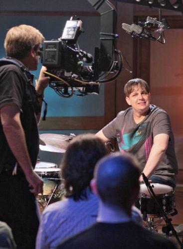 Keith Carlock In The Set
