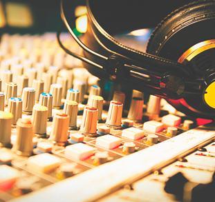 Drumming, Mixing & Editing