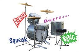 drum noise