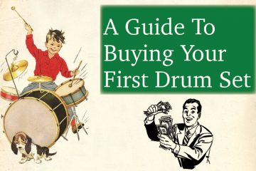 buying first drum set guidelines