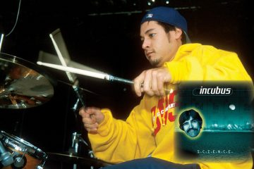 drummer jose pasillas of incubus