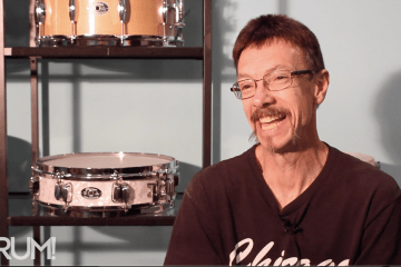 Jim Moritz of Chicago Drum company