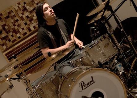 matt marquez on drums