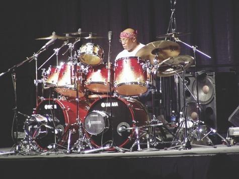 Double Bass Drum Billy Cobham