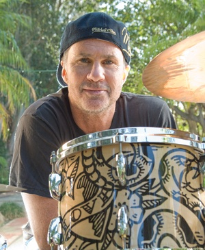 Chad Smith FUNK DRUMMER OF THE YEAR