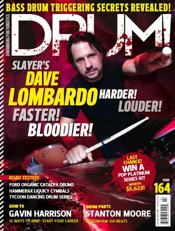 Dave Lombardo Out For Blood cover