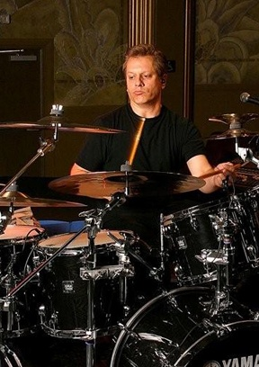Dave Weckl JAZZ FUSION DRUMMER OF THE YEAR