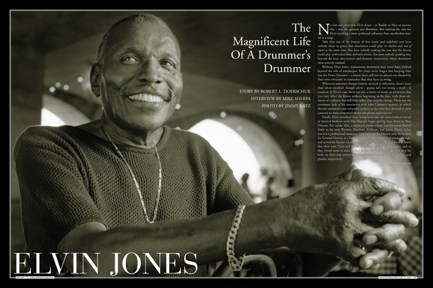 Elvin Jones profile