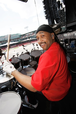 Hall Of Fame Carter Beauford
