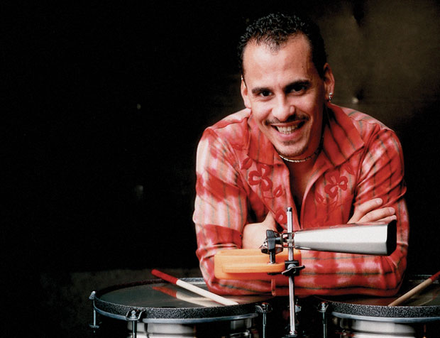 Marc Quinones the drummer