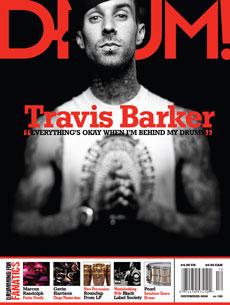 Travis Barker cover