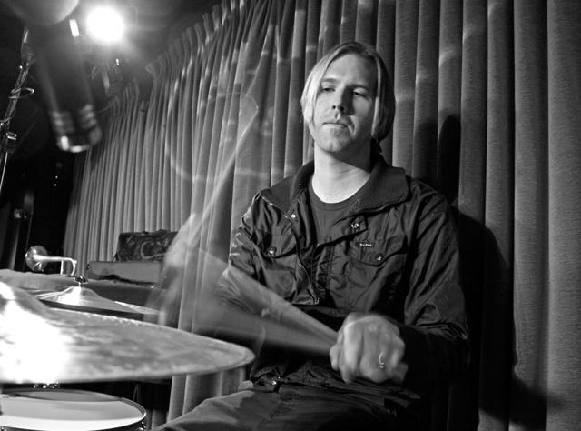 brooks wackerman playing drums