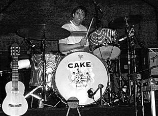 ex cake drummer arrested