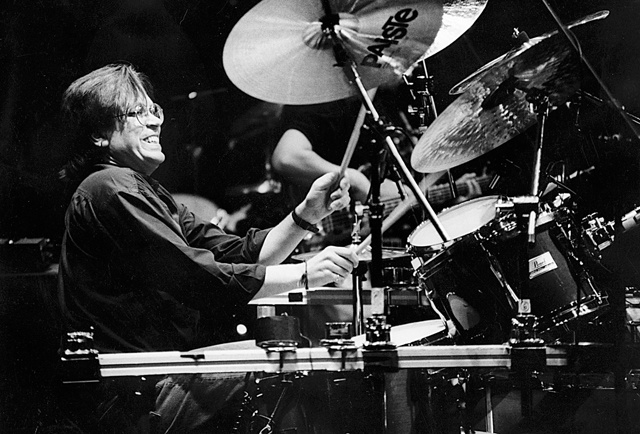 jeff porcaro playing on drums