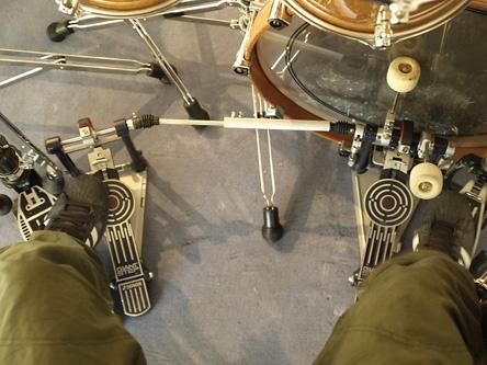 lang drum kick