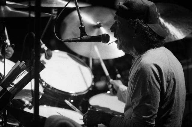 ralph molina playing drums