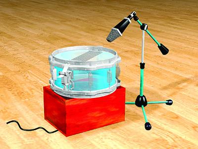 reamping drums