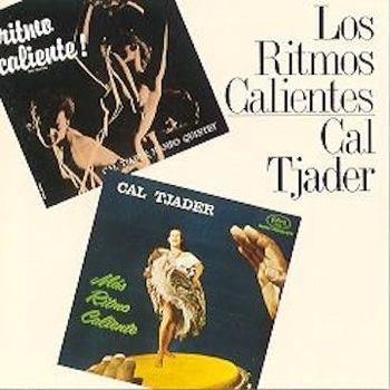 ritmo caliente album with mongo santamaria